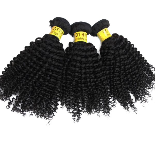 Natural Black Color Virgin Brazilian Hair