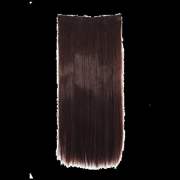 MapofBeauty Long Straight Clip in Hair