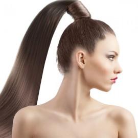 Satin Strands Premium 18 Inch Human Hair Extensions